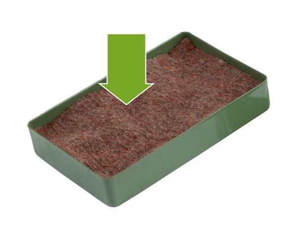 Filz für Stempelkissen, Ersatzfilz für Tätowierfarbe und Schlagstempel zur Viehmarkierung
