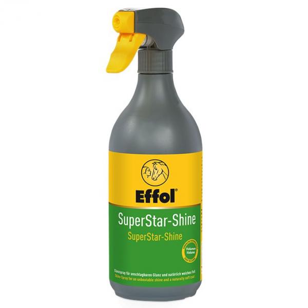 Effol® SuperStar-Shine 750ml, Glanzspray für Pferde und Ponys