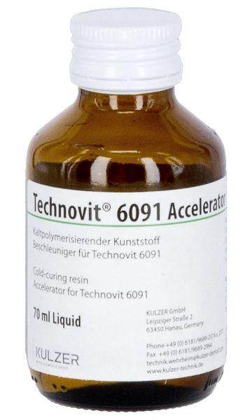 Technovit® 6091, Beschleuniger 70ml, für das Universalhilfsmittel zur Klauenbehandlung von Rindern