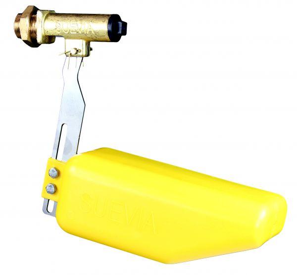 Suevia Schwimmerventil MAXIFLOW Mod. 738, 3/4 Zoll, für Niederdruck (max. 1 bar) - 131.0738