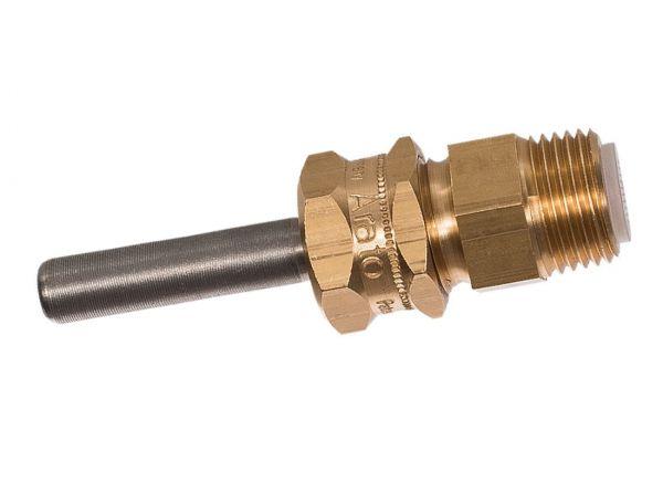 ARATO Ferkeltränker Mod. 76, 1/2 Zoll, Tränkenippel für Saug- und Aufzuchtferkel bis 30kg