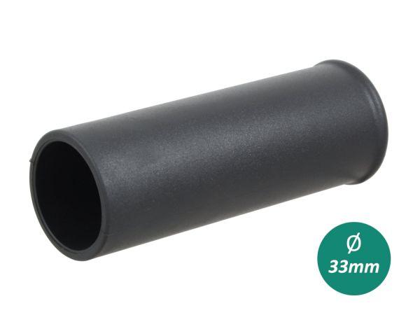 Schubkarrengriff Ø33x110mm, einzeln, Kunststoff, Karrengriff, Kunststoffgriff