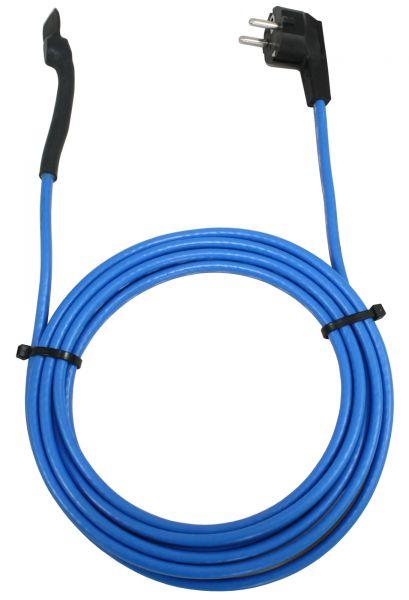 Hemstedt® Frostschutz-Heizleitung 230V, Heizkabel für Rohrleitungen, Länge nach Wahl: 2m bis 48m