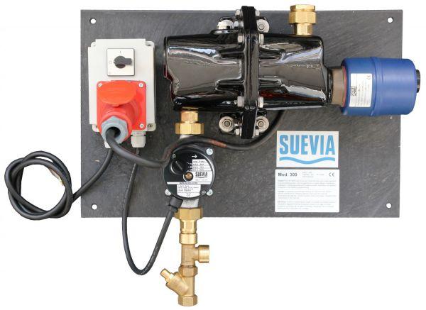 Suevia Heizgerät Mod. 300 (3000W, 400V) zum Frostfreihalten von isolierten Ringleitungen - 101.0300