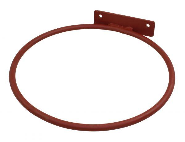 Ringhalterung Stahl, Ø 31cm, Halterung für Kälbereimer und Kälberschüssel