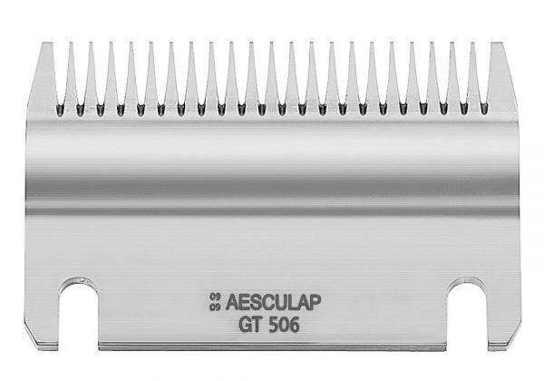 Aesculap Schermesser GT506 - 24 Zähne Untermesser