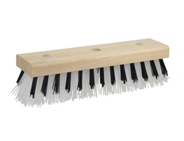 Wasserbesen Premium 35cm, ohne Rohr, Ersatzbesen mit versetzten Borsten für optimale Reinigung