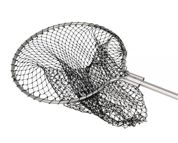 Geflügel-Fangnetz Ø58cm, mit Teleskopstiel, Aluminium, Fangnetz für Hühner, Geflügel und Vögel