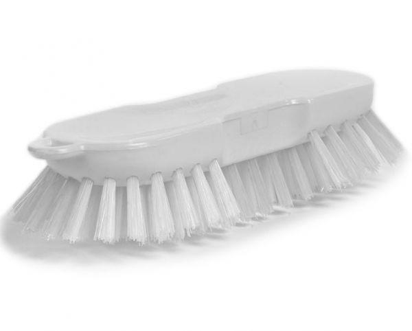 HYGOCLEAN® Molkereibürste, 25cm, weiß, universelle Waschbürste für die Lebensmittelindustrie