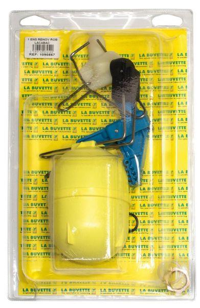 La Buvette® Reparatursatz für Schwimmerventil LACABAC, Ersatzteil- Nr. 1090867