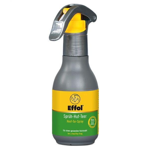 Effol® Sprüh-Huf-Teer 125ml, perfekter Schutz zum Sprühen, Behandlung des Hufstrahls