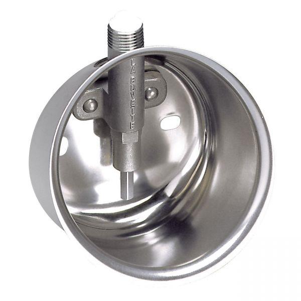 La Buvette® Tränkebecken PORCINOX B10 mit Stiftventil für Ferkel, Vormast bis 40kg