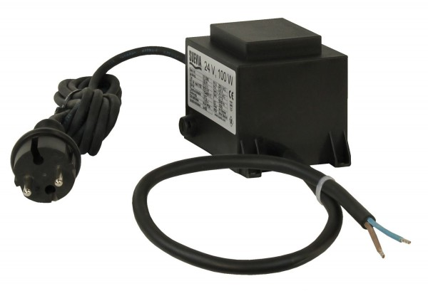 Suevia Transformator (230/24V, 100W) für heizbare Tränkebecken und Zusatzheizungen - 101.0380
