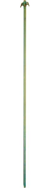 Lister Erdungsstab ES 1 S, verzinkt, 1,10m, Erdpfahl für alle Weidezaungeräte