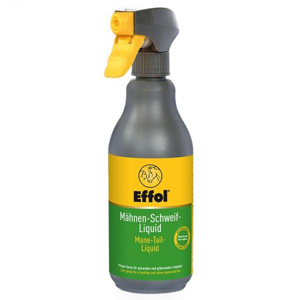 Effol® Mähnen-Schweif-Liquid 500ml, mehr Fülle und Volumen für Mähne und Schweif