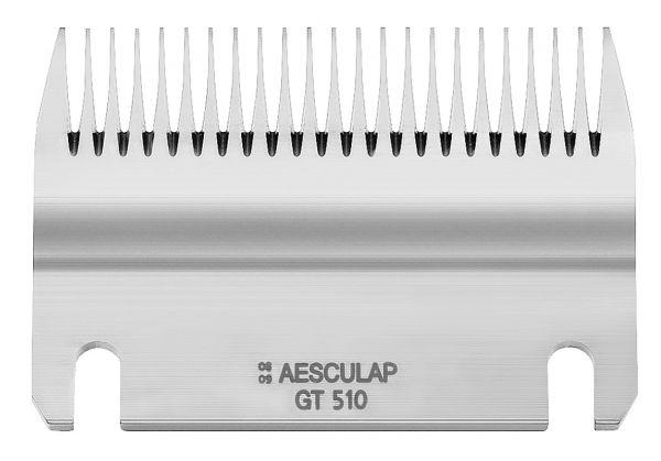 Aesculap Schermesser GT510 - 24 Zähne Untermesser