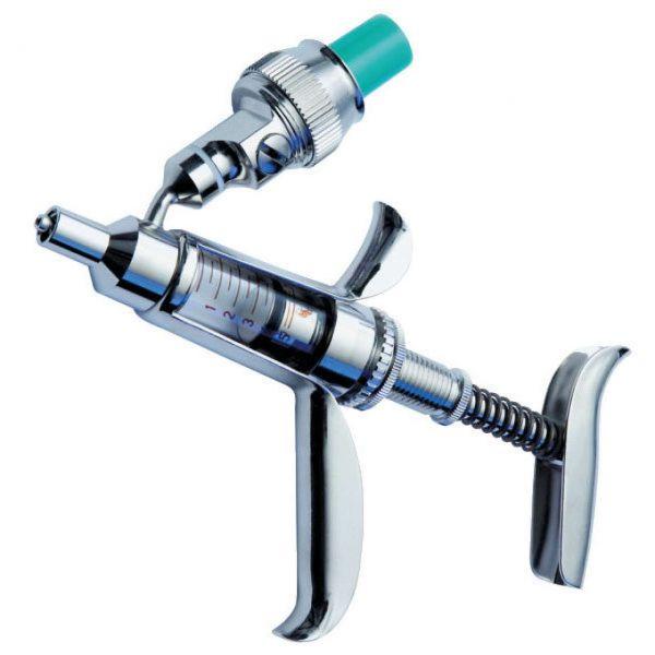 HSW FERRO-MATIC® Spritze 5ml, automatische Selbsfüllerspritze zur Medikamentenverabreichung
