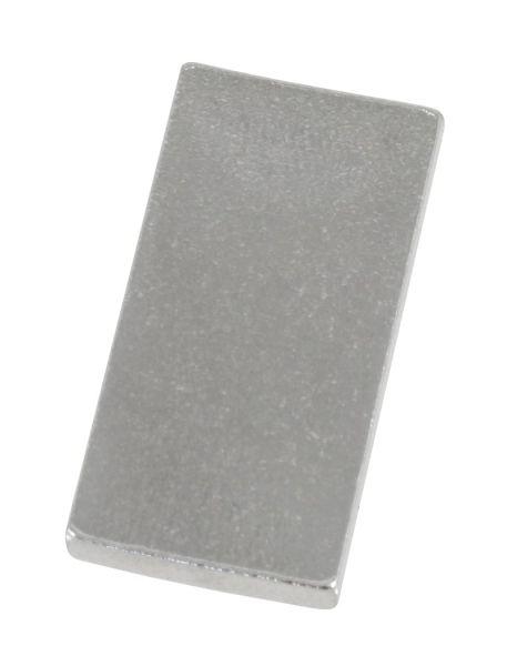 Schlagstempel-Blindplatte, 20mm, Blindstelle für Schlagstempel