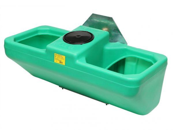 La Buvette® Schwimmertränke BIGLAC 55 M, Tränkebecken aus Hart-Polyethylen für Rinderställe