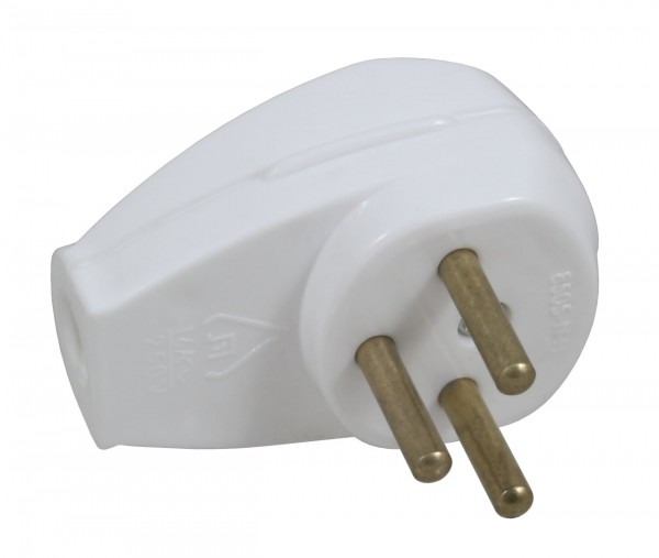 Eider Stecker für Enthorner, Ersatzstecker für Eider Enthornungsgerät