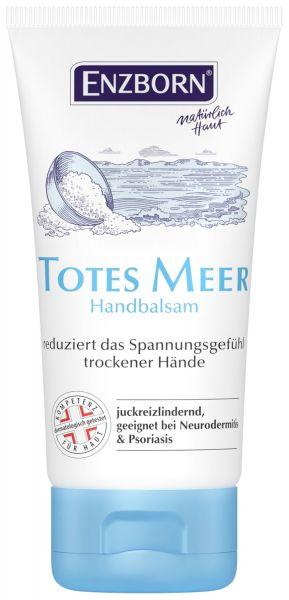 Enzborn® Totes Meer Handbalsam 75ml Tube, Pflegebalsam für trockene und empfindliche Hände
