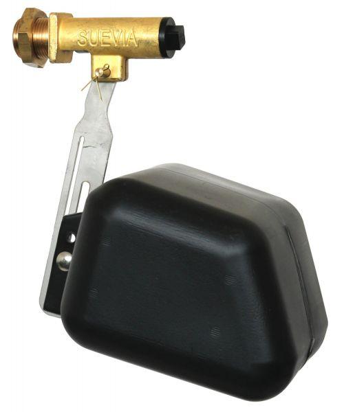 Suevia Schwimmerventil MASTERFLOW Mod. 739, 3/4 Zoll, für Niederdruck (0-1 bar) - 131.0739