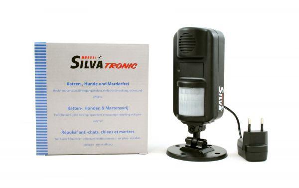 SILVA® Katzen-, Hund- und Marderfrei mit Bewegungsmelder, Marderabwehrgerät