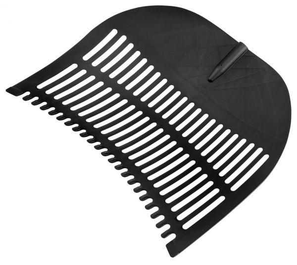 FLORA Laubschaufel 70cm, flexible Schaufel für Laub und Grasschnitt, ohne Stiel