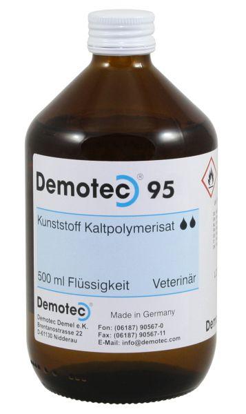Demotec® 95, Flüssigkeit 500ml, für die schnelle und preiswerte Klauenbehandlung bei Kühen und Rinde