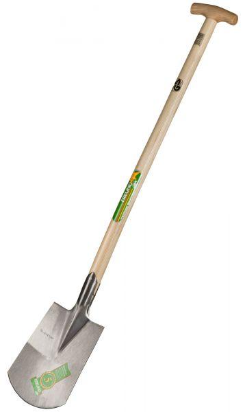 Freund-Victoria® Bremer Gärtnerspaten 69110, mit T-Stiel 85cm, ohne Tritt, 1190513