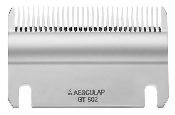 Aesculap Schermesser GT502 - 31 Zähne Untermesser