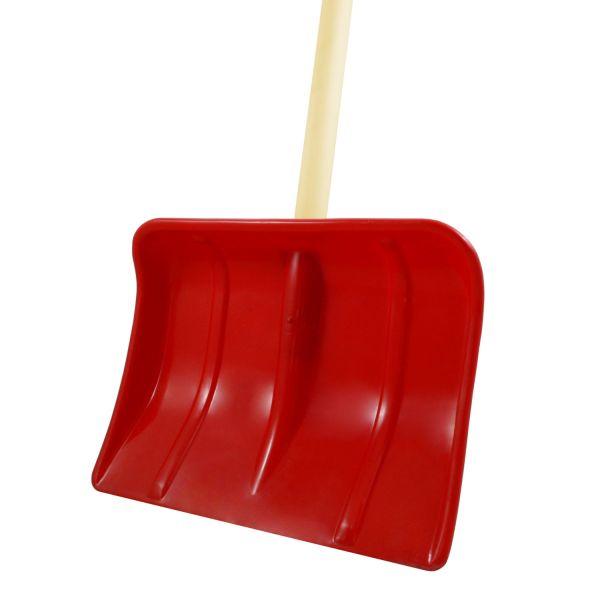 Freund-Victoria® Kinder-Schneeschieber 97327, aus Kunststoff, Schneeschaufel für Kinder, 2030555