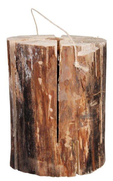 Esschert Design Schwedenfeuer 25cm FF104, Gartenfackel, Baumfackel, Finnenkerze
