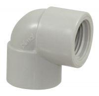 Winkel 90° Kunststoff-Fitting