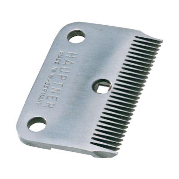 Hauptner Schermesser 86872, Standard-Unterkamm, 28 Zähne, für die Pferdeschur