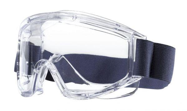 TECTOR® Vollsichtbrille aus ACETAT, Schutzbrille zum Schutz der Augen