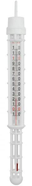 GEWA Milchthermometer 34cm, quecksilberfrei, zur exakten Bestimmung der Kälbermilchtemperatur