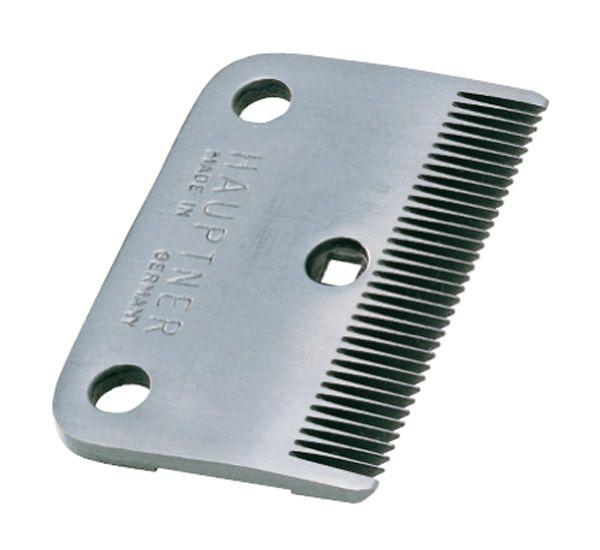 Hauptner Schermesser 86842, Nachschur-Unterkamm, 35 Zähne, für die Pferdeschur