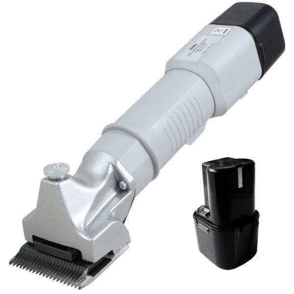 Lister Schermaschine EQUI CLIP AKKU für Rinder + LI-106 und 2 Akkus, Rinderschermaschine