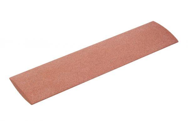 Wetzstein für Hufmesser 125x30mm, Schleifstein zum Schärfen von Messern, Klingen und Werkzeugen