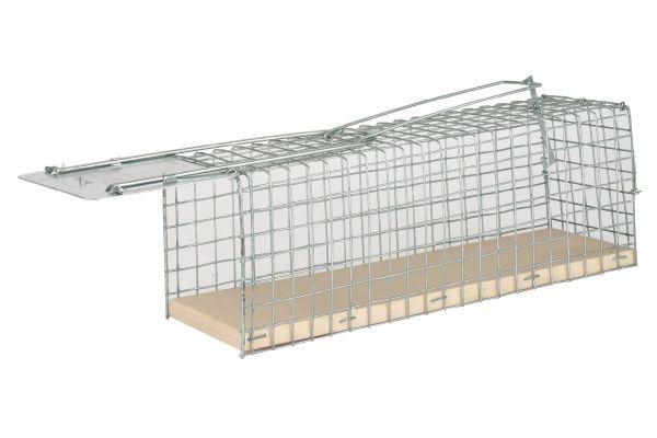 Drahtkasten-Rattenfalle ALIVE, Drahtkäfig, Lebendfalle für Ratten