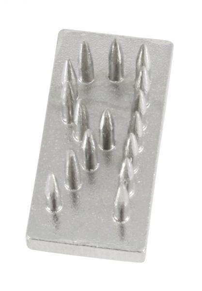 Schlagstempel-Buchstabe: R (20mm), Buchstabe, Einsatz für Schlagstempel