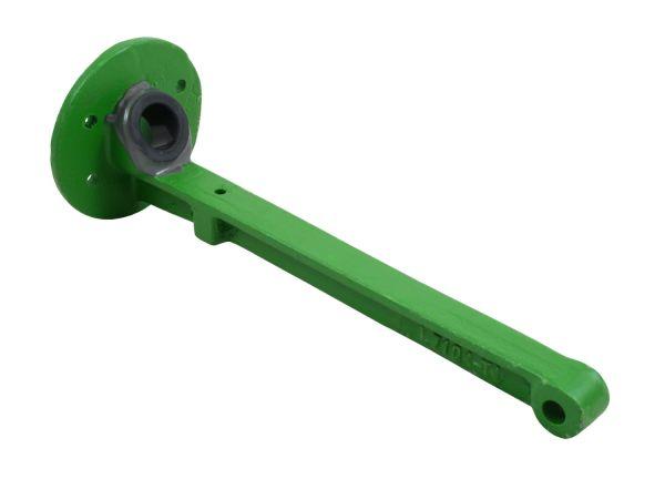 Lister Hubstange grün mit Buchse für Weidepumpe L3, Ersatzteil-Nr. 14
