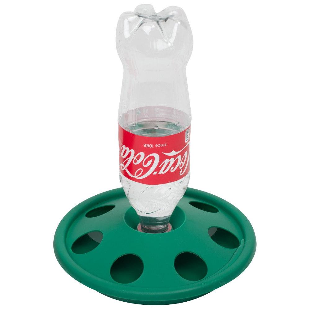 Geflügeltränke für PET-Flaschen, Kükentränke für Tränkeflasche 0,5 ...
