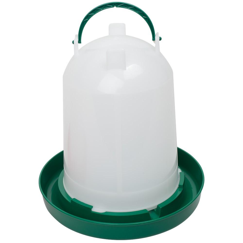 Geflügeltränke 6 Liter, Hühnertränke, Stülptränke, Kükentränke ...